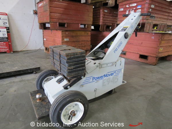 Ultra fab products power mover 5500 electric motorized for Motorized boat trailer mover