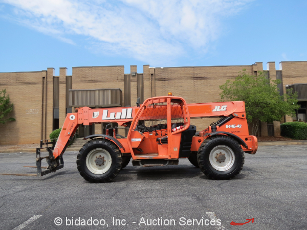 2007 lull jlg 644e-42 42' 6,000lb 4x4x4 telescopic reach ... for an 05 duramax lly fuel line fuel filter