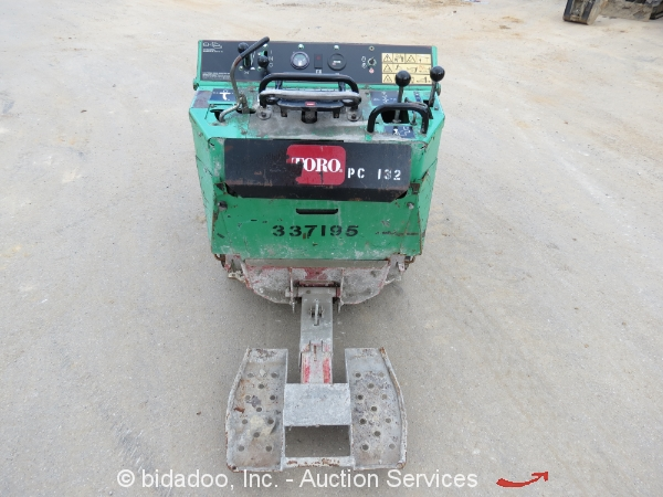 2011 Toro Dingo Tx427 Ride On Crawler Mini Skid Steer